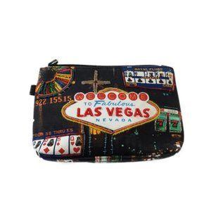 Las Vegas Beaded Clutch Bag